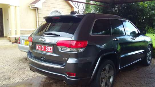 Top-Notch Clean Jeep Grand Cherokee Ex-diplomatic image 9