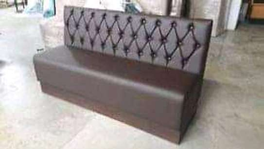 Stylish Modern Quality Bar/Hotel/Lounge/Nail Spa Sofa image 1