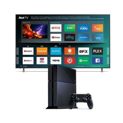 PS4 + Synix 43 Digital Tv image 3