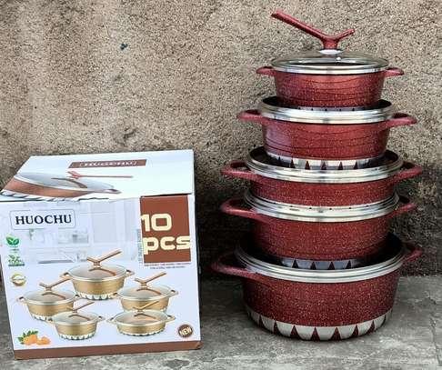 High quality Huochu cookware image 1