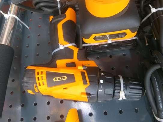Dera hand heat gun DK200A image 1