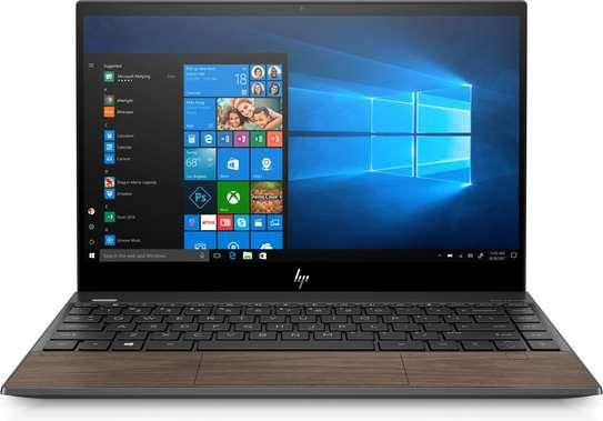 HP Envy 13 - aq1057TX Wood Edition 10th Generation Intel Core i5 Processor image 3
