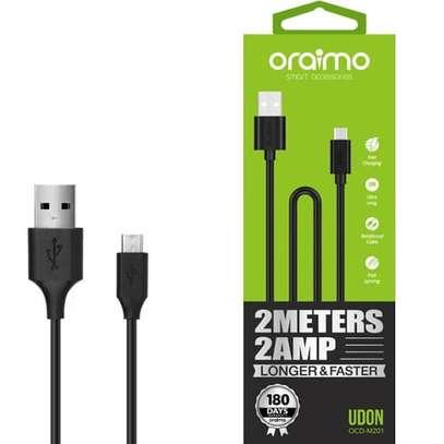 Cable oraimo OCD-M201 black/white image 1