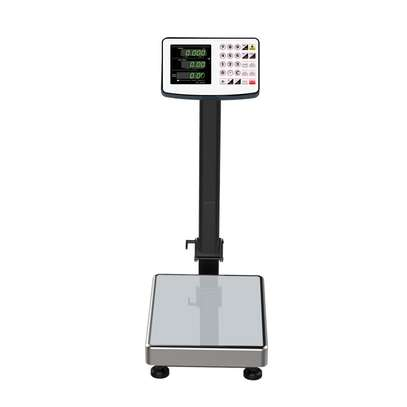 Folding Electronic Platform Weight Scale for 150kg image 1