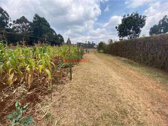 Kikuyu Town - Commercial Land, Land image 4
