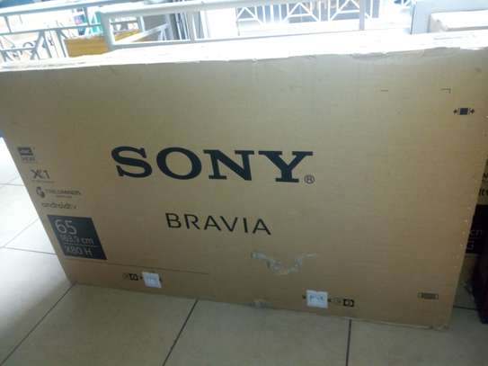 Sony 65 inch smart android 4k led tv X8000H