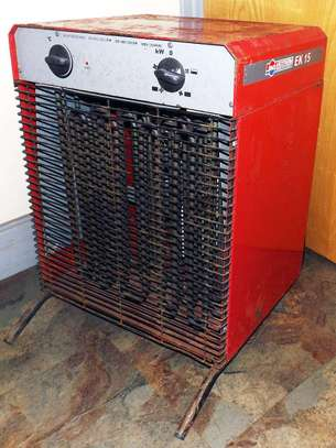 3 Phase Electric Heater