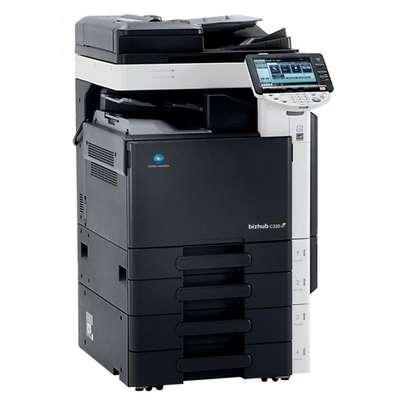Konica Minolta Bizhub C 360 Photocopier Machine image 1