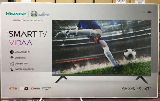43 inch Hisense Smart  HD LED  TV image 1