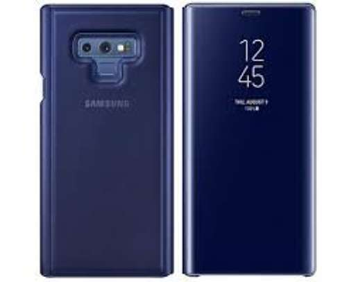 Clear View Flip Cover for Samsung Note 9 With Sensor image 5