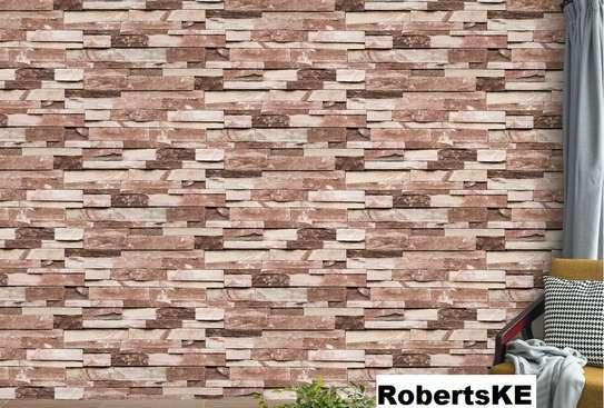 wallpaper brinks brown image 1