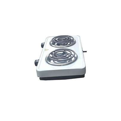Modern Double Electric Hotplate -Cooker image 2