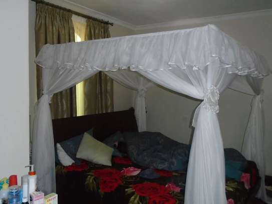 Front Canopy Shears Mosquito Net image 4