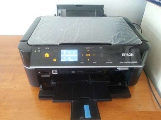 New Epson PX660 Photo Printer with CISS at ksh 24000 only!!