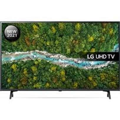 "LG 55"" 4K UHD SMART TV,ALEXA VOICE CONTROL,MAGIC REMOTE,WI-FI,4K HDR-55UN7300-BLACK image 2"