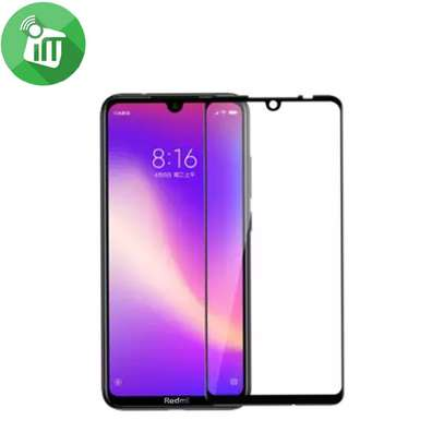 5D HD Clear Tempered Glass Front Screen Protector for Xiaomi Redmi 8 Redmi 8A Redmi 8T image 3