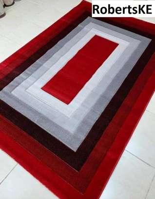 red Paris carpet image 1