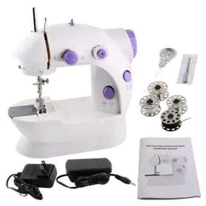 Mini sewing machine image 4