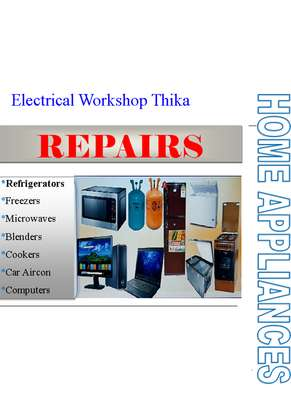 Electrical Workshop Home Appliances Repairs image 1