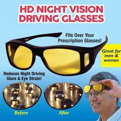HD vision driving glasses image 2