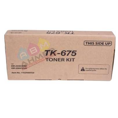 Kyocera Toner TK675 for KM2560, KM3060, TA300i image 2