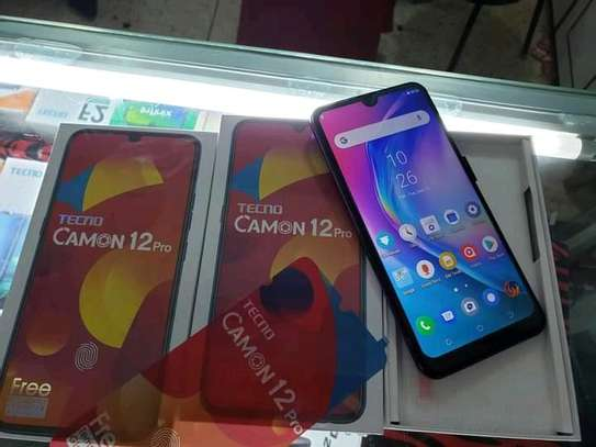 mobile phones tecno camon 12 pro image 1