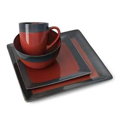 24 pc ceramic  Dinner sets galore image 3