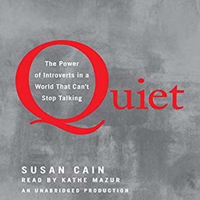 Quiet: The Power of Introverts in a World That Can't Stop Talking image 1