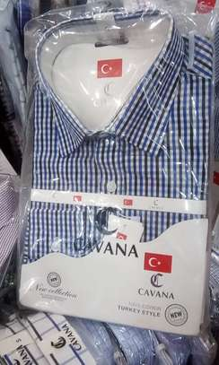 Official checked shirts image 10