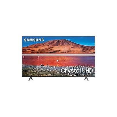 SAMSUNG 82 Inch Crystal UHD 4K SMART TV 2020 MoDEL image 1