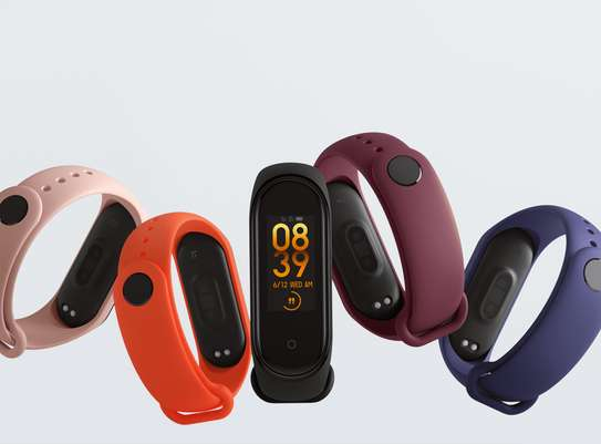 Xiaomi Mi Band 4 Smart Bracelet with Heart Rate Monitoring image 1