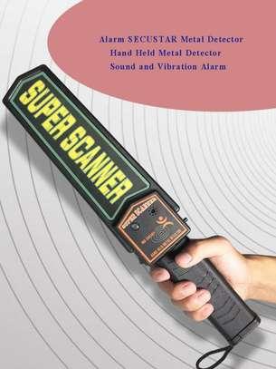 Super Scanner Metal Detector image 1