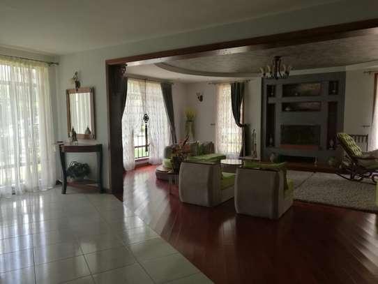 5 bedroom villa for rent in Karen image 6