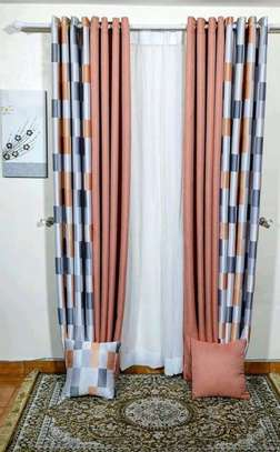 linen style cheap curtains and sheers image 7
