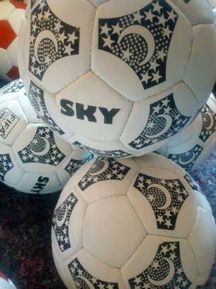 Genuine leather SKY Football size 5 image 2