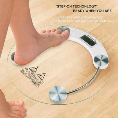 personal weigh scale