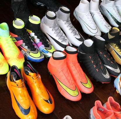 All Generations of NIKE Mercurial Superfly 4,5,6,and 7 Football Boot image 4