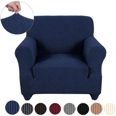 Generic Strechable Sofa Seat Cover 7 Seater (3,2,1,1) image 2