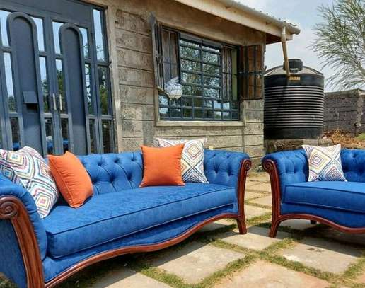 5 seater sassy sofa image 1