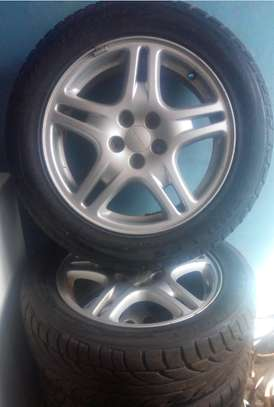 "Subaru Original Allow Rims (16"")"