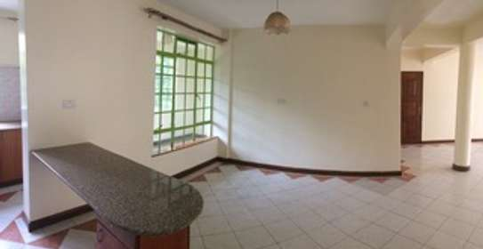 Spacious 3 bedroom apartment in Kilimani