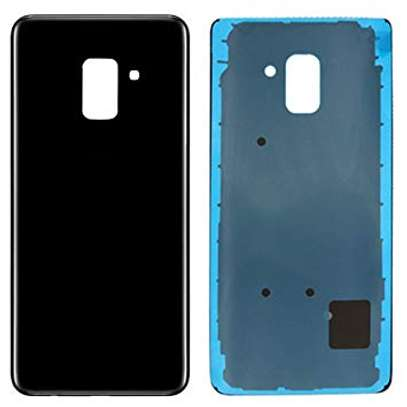 Battery Cover Replacement Back Door Housing Case For Samsung Galaxy A8 2018/A8 Plus 2018 image 1