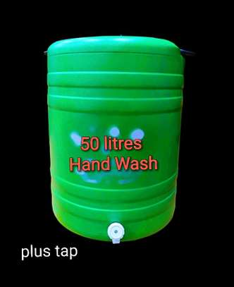 50 Litres Hand Wash With Tap