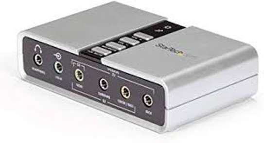7.1 External USB Sound Card image 1
