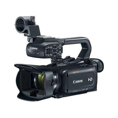 Canon XA11 Compact Full HD Camcorder with HDMI and Composite Output image 1