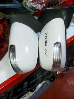 Premie 260 side mirrors image 1