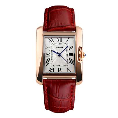 Skmei 1085 Elegant Fashion Women's Wrist Watch  Leather Strap