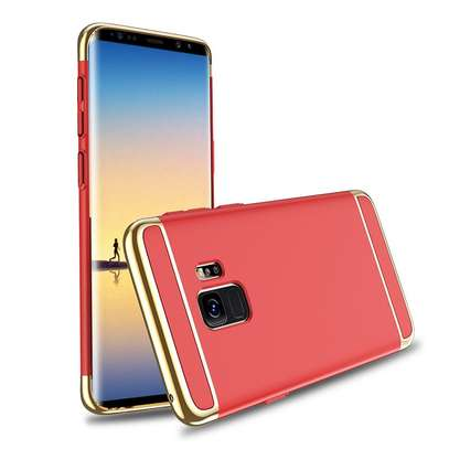 IPAKY 3 in 1 design Luxury classic hard PC for Samsung S9/S9+ image 3