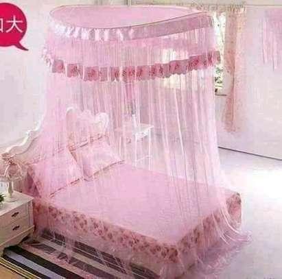 Circular mosquito nets image 1