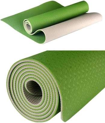 Large yoga mats image 1